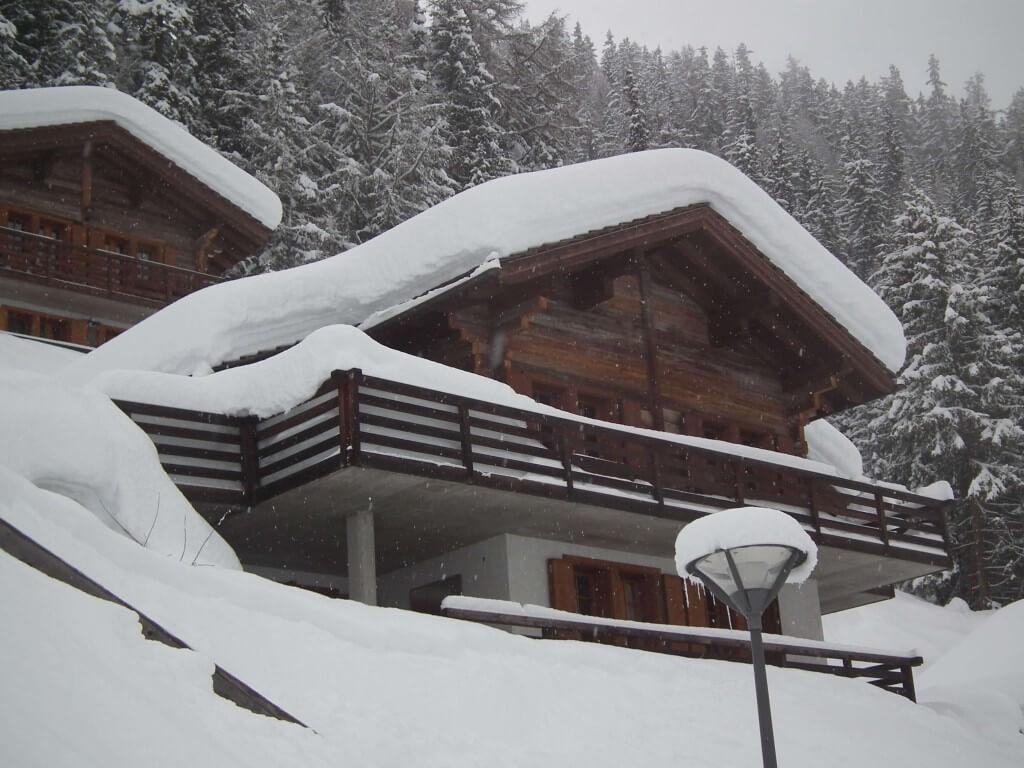January Snow!